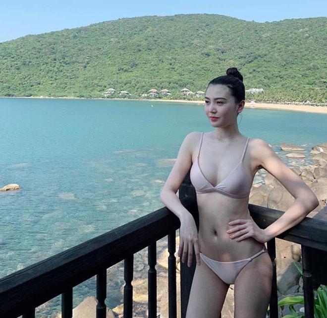 Lý do mỹ nữ Vũng Tàu đi xe 70 tỷ, Ngân Anh chỉ thích bikini-1