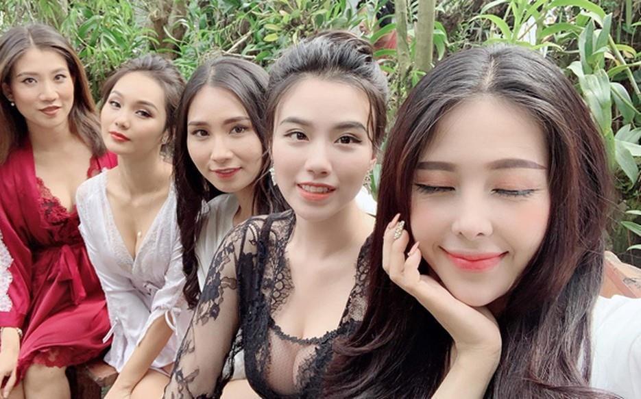 Thanh Hương: Không coi hot girl như Phi Huyền Trang là đồng nghiệp-3