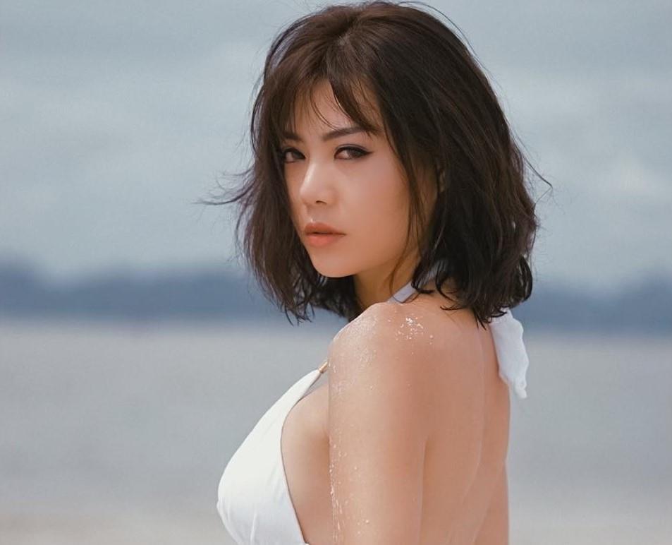 Thanh Hương: Không coi hot girl như Phi Huyền Trang là đồng nghiệp-4