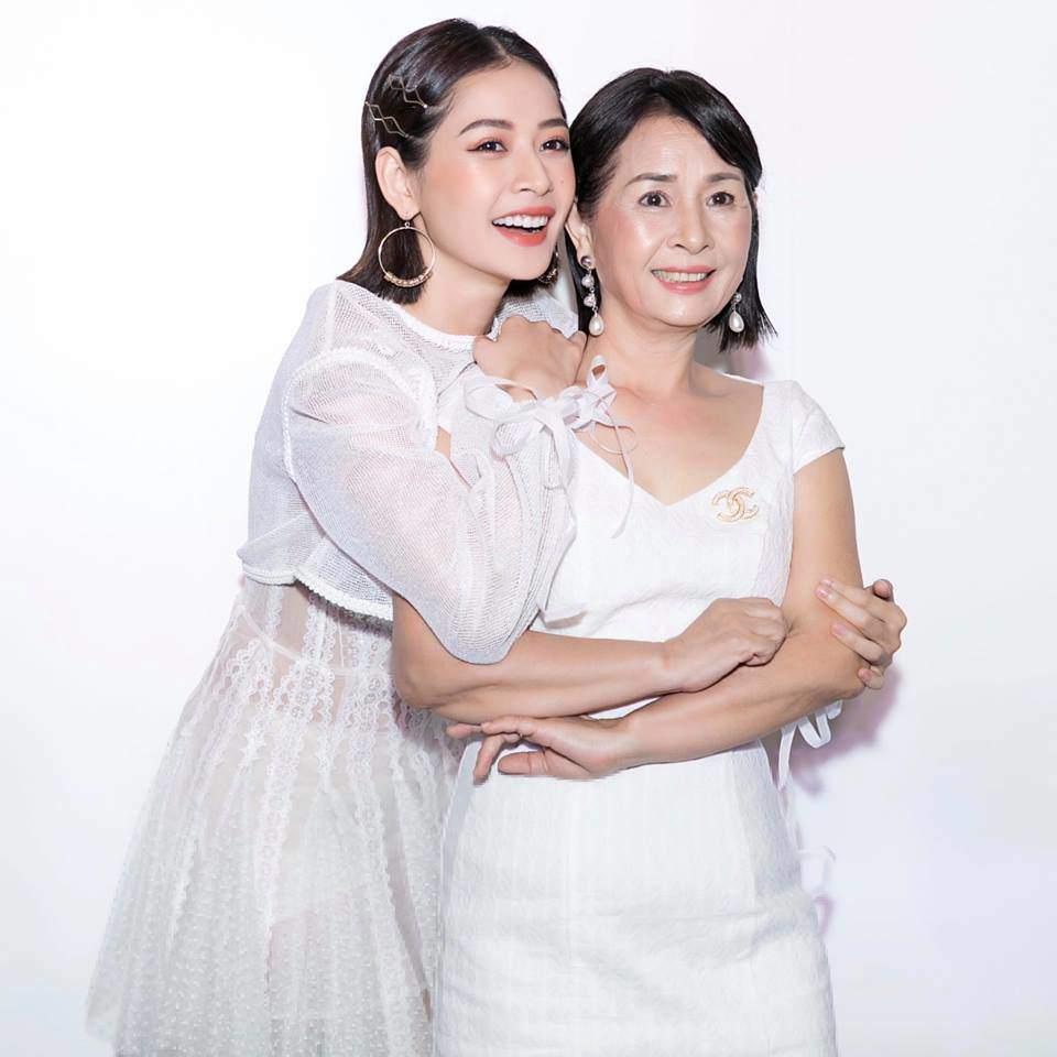 Happy Mothers Day: Hãy mặc đồ đôi hai chị em với mẹ như Chi Pu nào!-1