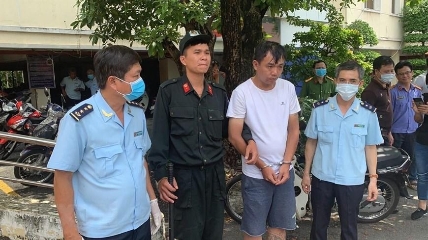 Hình ảnh vụ bắt nhóm người nước ngoài vận chuyển 500kg ma túy-9