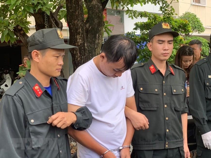 Hình ảnh vụ bắt nhóm người nước ngoài vận chuyển 500kg ma túy-10