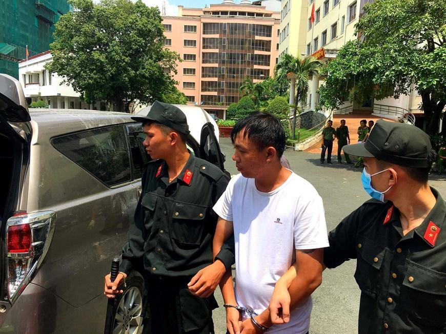 Hình ảnh vụ bắt nhóm người nước ngoài vận chuyển 500kg ma túy-2