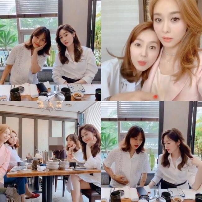 41 tuổi mà Kim Hee Sun vẫn trẻ đẹp khó tin bất chấp việc bị chụp bởi camera thường-5