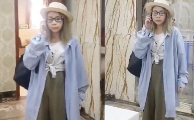 Ngựa quen đường cũ định bùng tiền nhà nghỉ ở Bắc Ninh, hot girl Bella bị bà chủ dọa lột sạch quần áo-1
