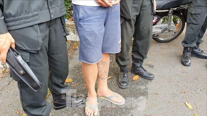 Bí ẩn hình xăm con hổ ở chân của các ông trùm ma túy xuyên quốc gia-1