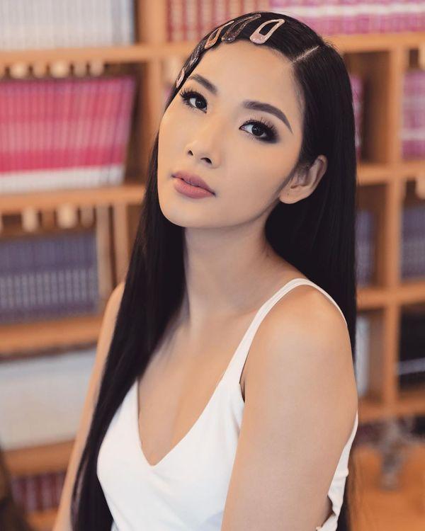 Hoàng Thùy tăng cân thi Hoa hậu Hoàn vũ 2019 có ảnh hưởng đến kết quả in top?-4