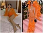 Tóc Tiên dọa 'oánh' ai nghi ngờ mình mặc váy nhái siêu mẫu Kendall Jenner tại Met Gala 2019