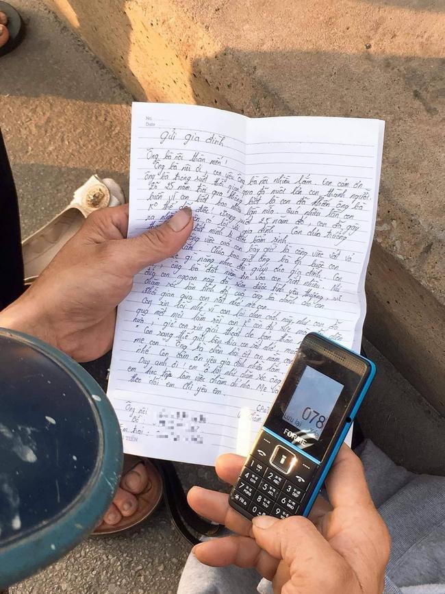 Cô gái trẻ để lại thư tuyệt mệnh, xin lỗi gia đình rồi nhảy cầu Bãi Cháy tự tử-1
