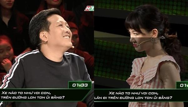 Những lần Hari Won khiến người chơi điên đầu vì đọc câu hỏi đã lơ lớ còn rùa bò tại gameshow Nhanh Như Chớp-9