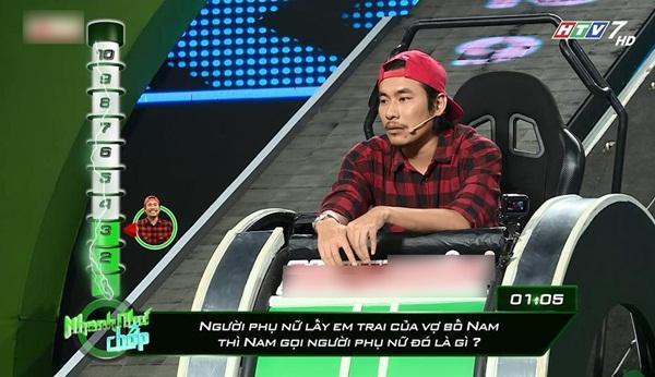 Những lần Hari Won khiến người chơi điên đầu vì đọc câu hỏi đã lơ lớ còn rùa bò tại gameshow Nhanh Như Chớp-10