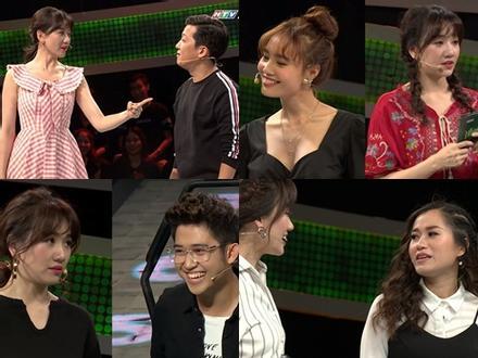 Những lần Hari Won khiến người chơi điên đầu vì đọc câu hỏi 'đã lơ lớ còn rùa bò' tại gameshow Nhanh Như Chớp
