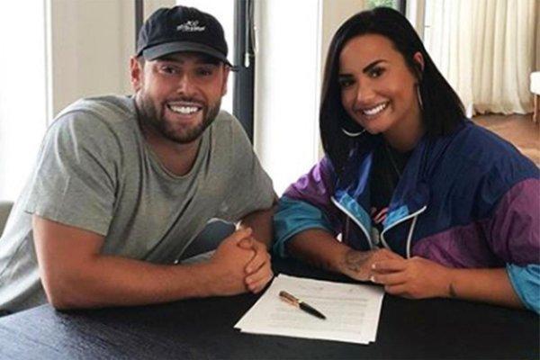 Demi Lovato thay quản lý mới, người đó không ai khác chính là ông trùm đứng sau thành công của Justin Bieber và Ariana Grande-1