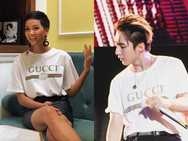 Phản ứng tẩm ngẩm tầm ngầm đích thực fangirl của HHen Niê khi thấy Sơn Tùng được khen đẹp trai, vừa trắng lại vừa giàu-8