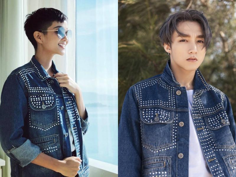 Phản ứng tẩm ngẩm tầm ngầm đích thực fangirl của HHen Niê khi thấy Sơn Tùng được khen đẹp trai, vừa trắng lại vừa giàu-7
