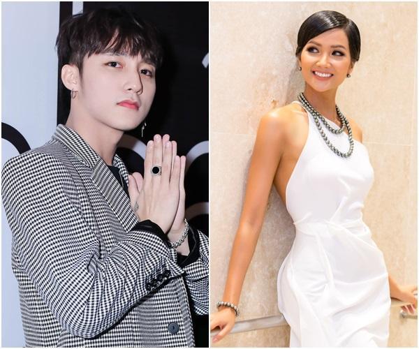 Phản ứng tẩm ngẩm tầm ngầm đích thực fangirl của HHen Niê khi thấy Sơn Tùng được khen đẹp trai, vừa trắng lại vừa giàu-9