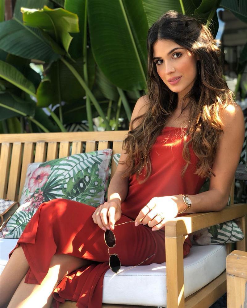 Bản tin Hoa hậu Hoàn vũ 13/5: Chưa xuất trận nhưng Hoàng Thùy đã bị đối thủ Colombia đe dọa... cho ngửi khói-2