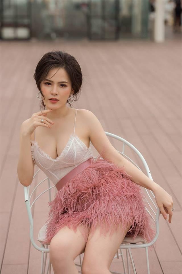 Bị Lan Cave thẳng thắn không coi là đồng nghiệp, Linh Miu đáp trả: Chắc chị ấy nói đến những diễn viên lộ clip nhạy cảm-4