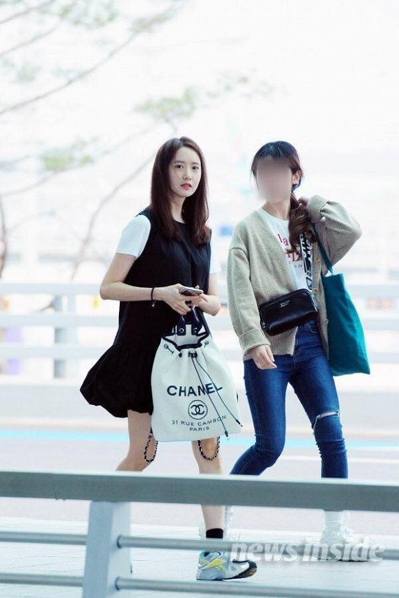 Đã U30 mà Yoona (SNSD) vẫn nhí nhảnh như thời mới ra mắt-1