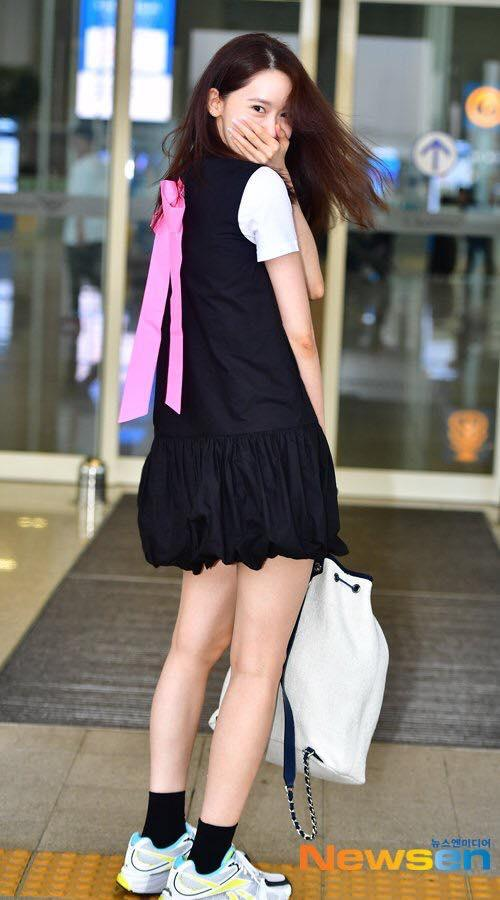 Đã U30 mà Yoona (SNSD) vẫn nhí nhảnh như thời mới ra mắt-5