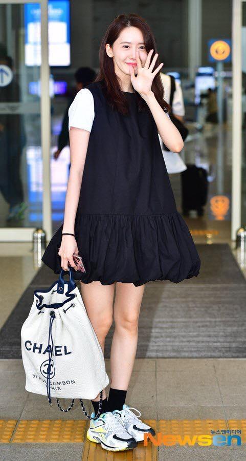 Đã U30 mà Yoona (SNSD) vẫn nhí nhảnh như thời mới ra mắt-6