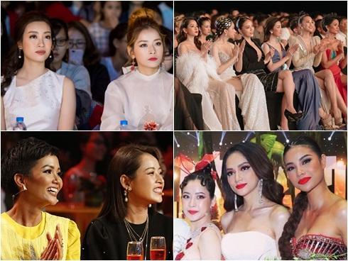 Chi Pu xếp hạng bao nhiêu khi đọ sắc dàn hoa hậu xinh đẹp?