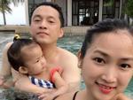 Bà xã Lam Trường: Trước ngày cưới, tôi rất tủi thân khi nghĩ chồng mình từng có một đời vợ-4