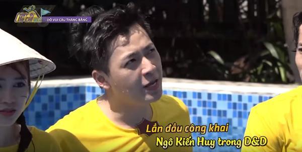 Bí mật động trời năm 16 tuổi của Ngô Kiến Huy bất ngờ được khai quật tại Running Man-2
