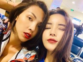 Hoa hậu Kỳ Duyên thông báo chuẩn bị mất tích 1 tháng với người tình tin đồn Minh Triệu