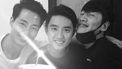 Cùng nhau đi du lịch, Jo In Sung - Lee Kwang Soo - D.O. chứng minh tình bạn hiếm có khó tìm