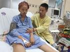 Mắc ung thư khi mang bầu, mẹ trẻ sụt 20kg, ngủ ngồi suốt 4 tháng để con được chào đời
