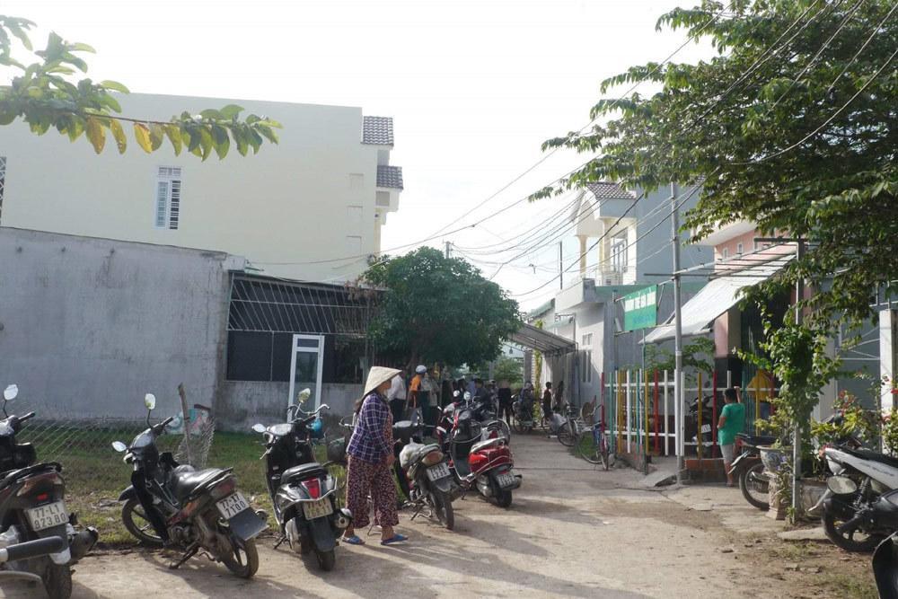 Vợ chồng giáo viên về hưu ở Bình Định đâm chém nhau rồi cùng chết-1