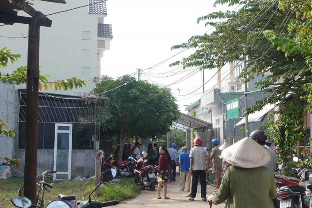 Vợ chồng giáo viên về hưu ở Bình Định đâm chém nhau rồi cùng chết-2