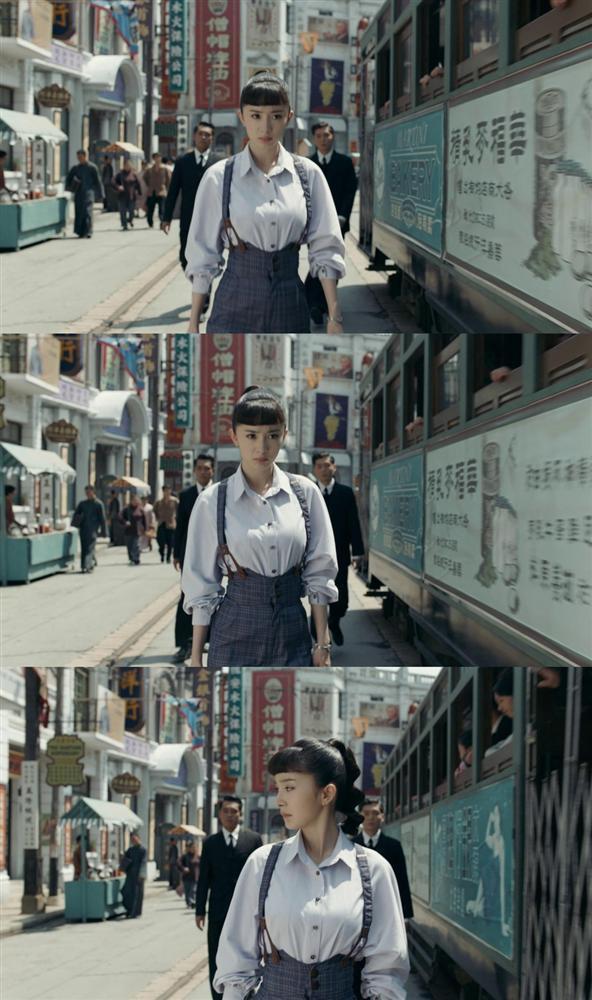 Bị chê diễn dở trong phim mới nhưng Dương Mịch lại ghi điểm nhờ... ngực nở eo thon-3