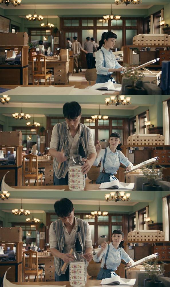 Bị chê diễn dở trong phim mới nhưng Dương Mịch lại ghi điểm nhờ... ngực nở eo thon-5