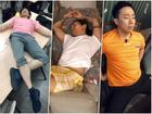 'Thánh chơi dơ' BB Trần vừa 'dìm hàng' dáng ngủ của Trấn Thành, Jun Phạm và dàn cast Running Man là lập tức bị phản đòn