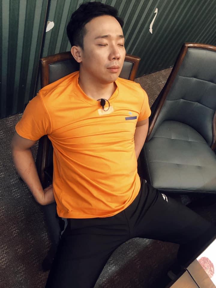 Thánh chơi dơ BB Trần vừa dìm hàng dáng ngủ của Trấn Thành, Jun Phạm và dàn cast Running Man là lập tức bị phản đòn-3