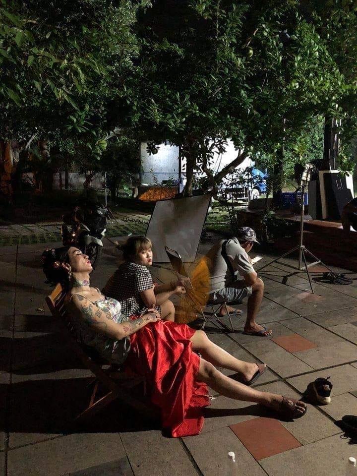 Thánh chơi dơ BB Trần vừa dìm hàng dáng ngủ của Trấn Thành, Jun Phạm và dàn cast Running Man là lập tức bị phản đòn-12