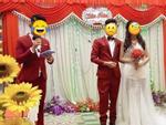 Cô dâu bỗng bị 'ra rìa' ngay trong ngày cưới vì chú rể mặc đồ đôi với MC