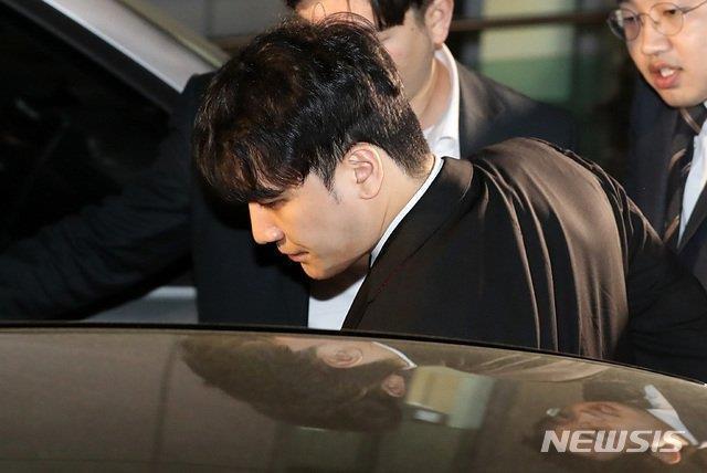 Tòa án Hàn Quốc từ chối lệnh bắt giữ Seungri-1