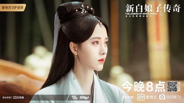 Top 11 nữ thần cổ trang thế hệ mới của Trung Quốc-2