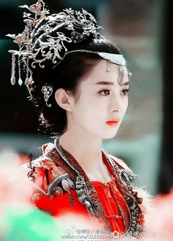 Top 11 nữ thần cổ trang thế hệ mới của Trung Quốc-8