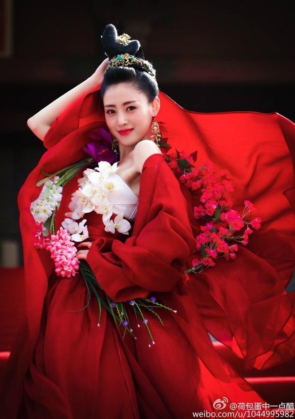 Top 11 nữ thần cổ trang thế hệ mới của Trung Quốc-11