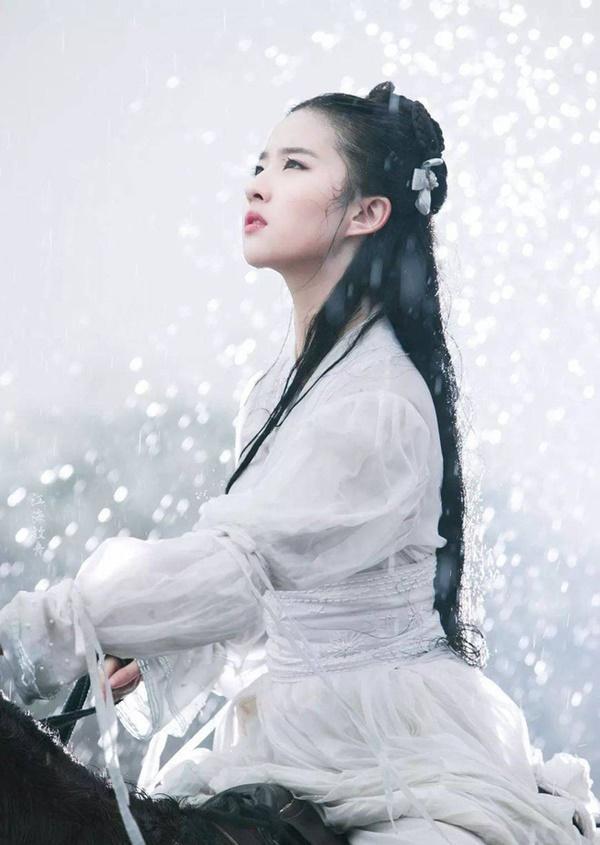Top 11 nữ thần cổ trang thế hệ mới của Trung Quốc-12