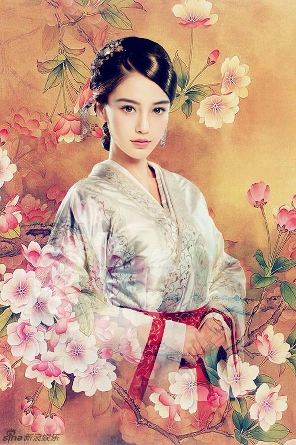 Top 11 nữ thần cổ trang thế hệ mới của Trung Quốc-9