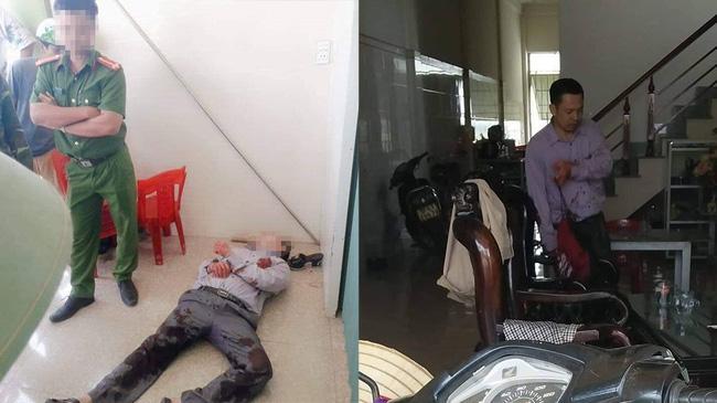 Vụ em sát hại anh họ rồi phủ bạt che: Nghi phạm giả vờ ngất xỉu khi bị bắt-1