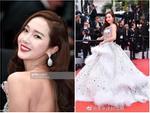 Khiếp sợ dàn mỹ nhân vô danh đổ bộ thảm đỏ Cannes: Người ăn mặc sốc nổi, kẻ bị đuổi thẳng thừng-14