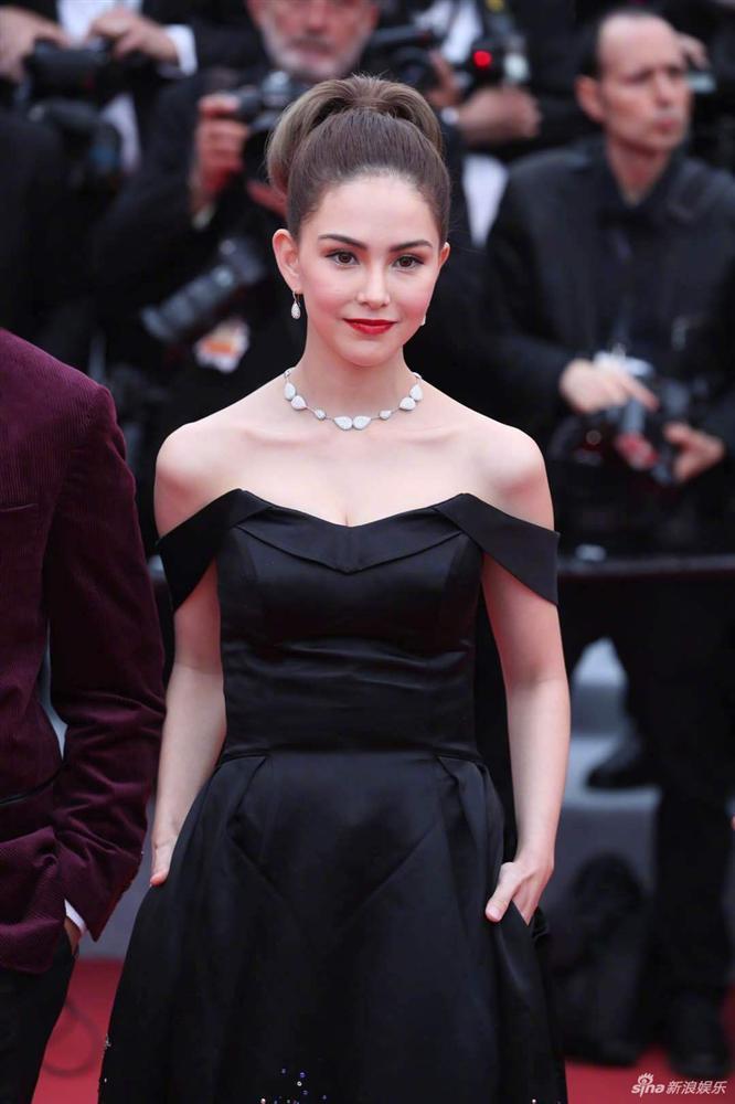 Yêu vợ say đắm như Châu Kiệt Luân: Đứng lặng trong đám đông ngắm Côn Lăng trên thảm đỏ Cannes-1