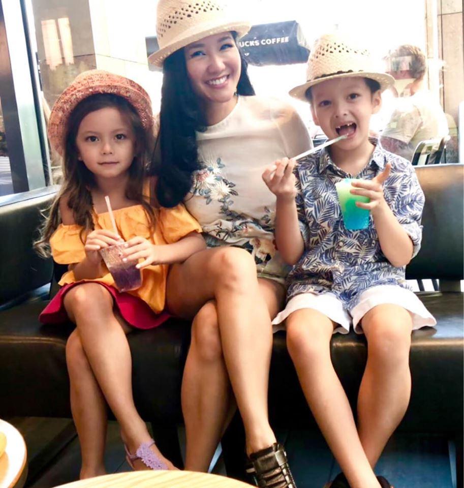 Từng sang chấn tâm lý khi bố mẹ ly hôn, hai con của Diva Hồng Nhung hiện sống thế nào?-8