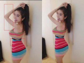 Elly Trần tung bằng chứng chọi vô mặt những người dám tố mình photoshop quá đà-11
